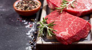 Как правильно выбрать говядину