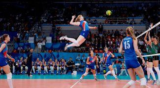 Основные правила волейбола по пунктам