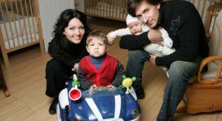 Григорий Антипенко и его новая жена: фото