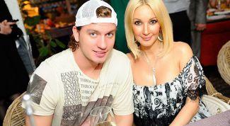 Лера Кудрявцева с мужем: фото