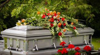 Смерть как начало нового этапа