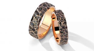 Дизайнерские золотые кольца – модные тренды и тенденции 2019-2020