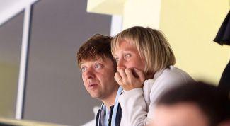 Жена Дмитрия Брекоткина: фото