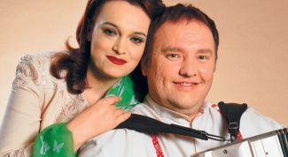 Муж Надежды Кадышевой: фото