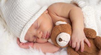 Детский сон: 8 правил здорового сна