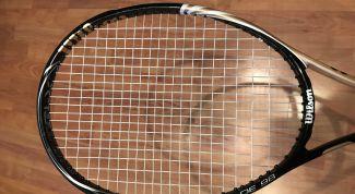 Как выбрать ракетку для большого тенниса в 2019 году?