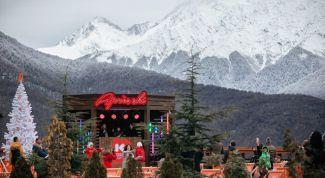 Веселье не за горами: на Красной поляне запускается серия вечеринок Aperol Spritz x Après Ski