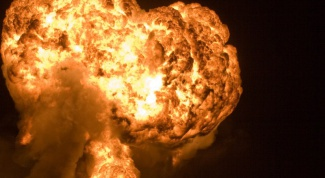 Картинка по теме - как вести себя при взрыве