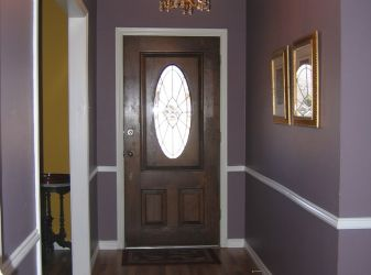 How to choose the color of doors and laminate
