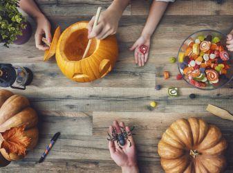 Хэллоуин: идеи для домашней вечеринки