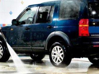 Как мыть авто в холодное время года
