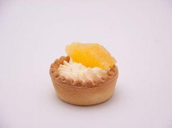 Тарталетки с апельсином