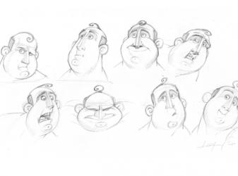 Как создать комикс:  внутренняя сторона персонажа