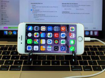 исправить наиболее популярные проблемы Appl IOS 10.3