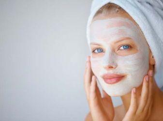 Как сделать быстродействующую маску для освежения лица