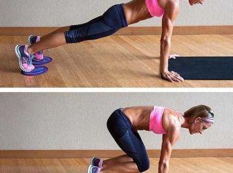 4 минутная зарядка дома заменит 60 минут фитнеса в зале