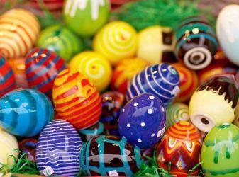 Как покрасить яйца к пасхе. 5 оригинальных идей