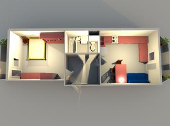 Что такое квартира-распашонка: размеры, планировка, дизайн