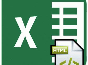 Как xml перевести в excel