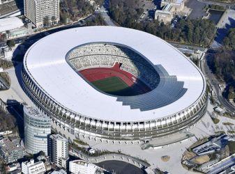 Как строили стадион в Токио для летней Олимпиады 2020