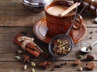Как легко приготовить чай масала
