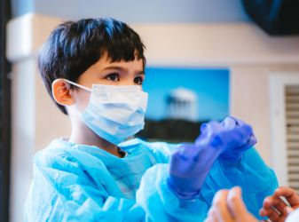Как уберечь ребёнка от коронавируса в школе