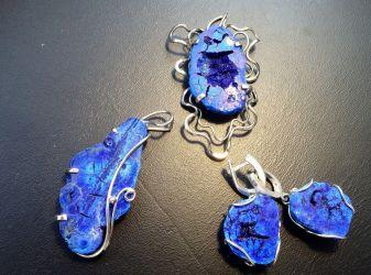 Азурит: магические и лечебные свойства камня, интересные факты