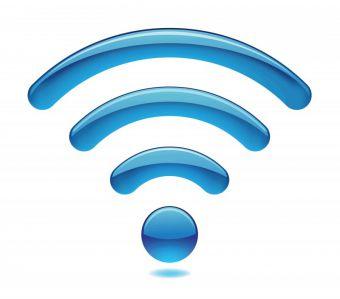 Если такой знак появился дисплее планшета, то вы уже подключились к сети - поздравляем!