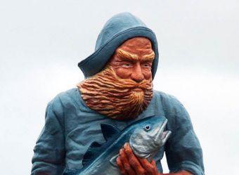 Кто первым ввел правило брить бороду