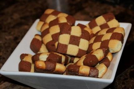 """Французское печенье """"Сабле"""""""