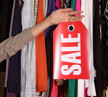 How to open surplus clothing stores
