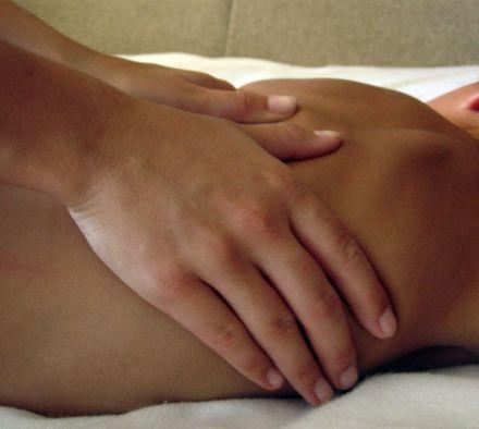 Как научиться массажу спины