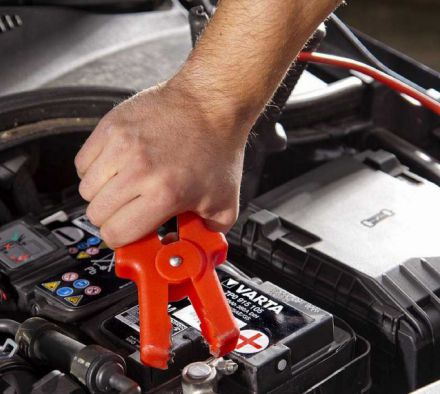 How to make the most charger for the car battery