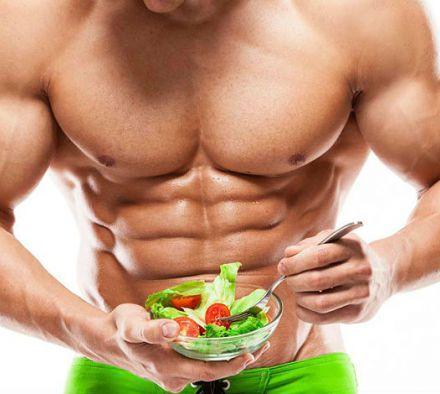 Топ-5 продуктов для наращивания мышечной массы