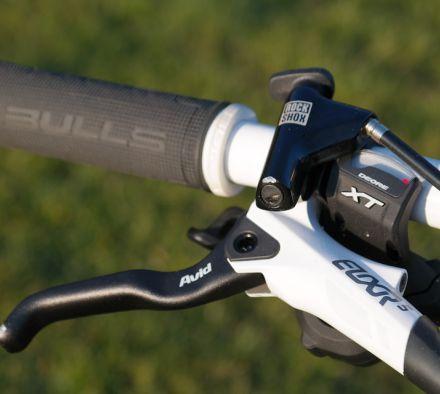 настроить передний переключатель велосипеда