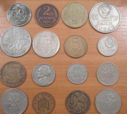Как продать раритетные монеты
