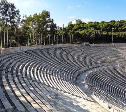 Первые Олимпийские игры: история развития