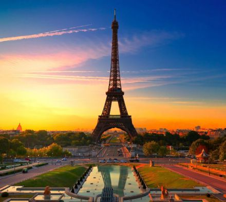 Топ-5 интересных и необычных мест Парижа