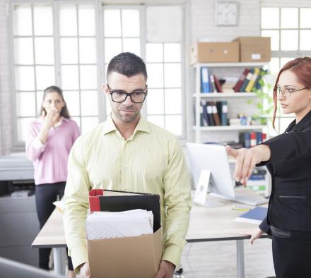 5 признаков того, что вас скоро уволят