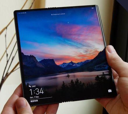 Все преимущества и недостатки Huawei Mate X