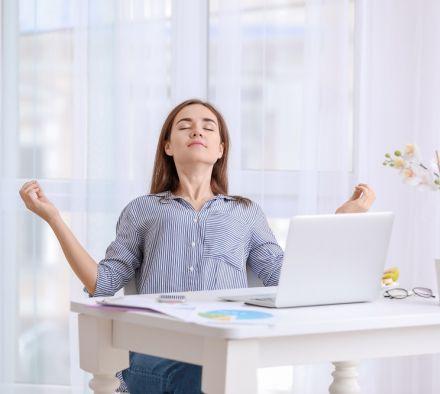Как снять стресс за 10 минут