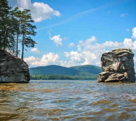 Загадки России: легенды озера Иткуль