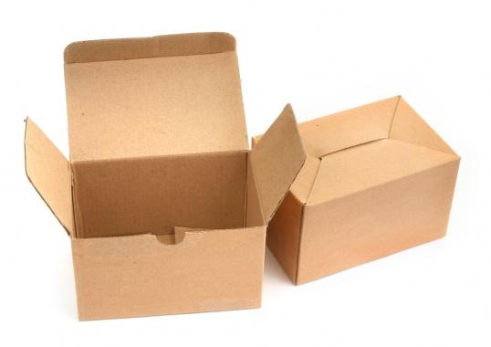 Как собрать коробку