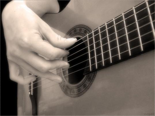 Как играть армейским боем на гитаре