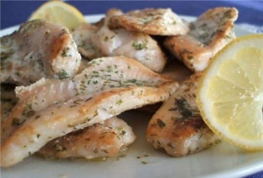 Как приготовить рыбу линь