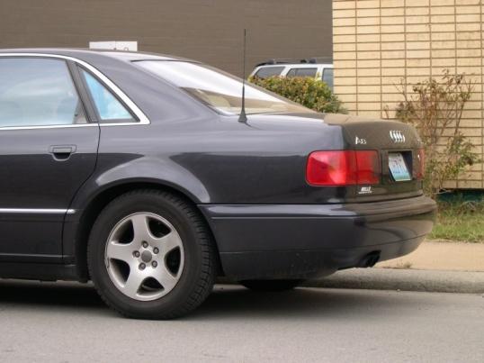 Как подключить антенну в авто