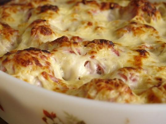 Как приготовить картофель с мясом в горшочках