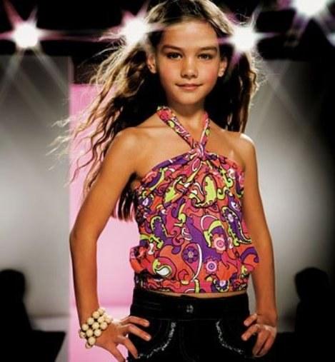 Как стать модной девочкой в 14 лет