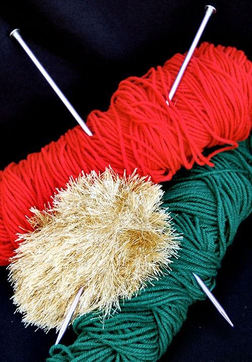 ❶ Как выполняется вязание всех видов петель спицами Мастер-класс
