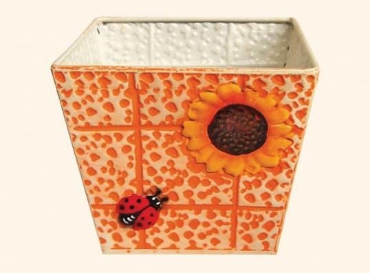❶ Как изготовить кашпо для цветов как склеить пластиковый контейнер Мастер-класс